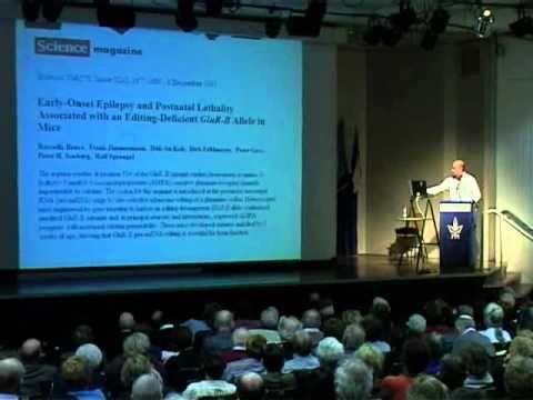 Professor  'Gideon Rechavi - genetics über DNA