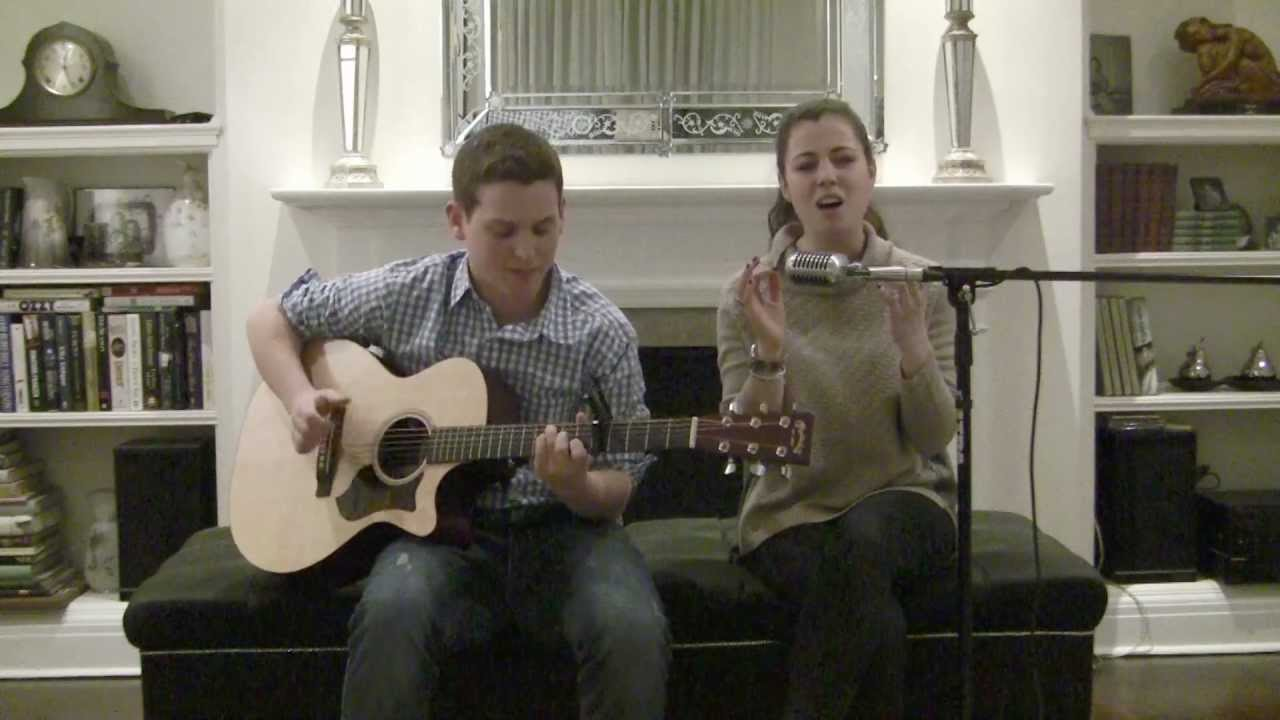 The Script/Tracy Chapman – Breakeven/Fast Car Mashup Acoustic Cover by Sara Diamond & Matt Aisen