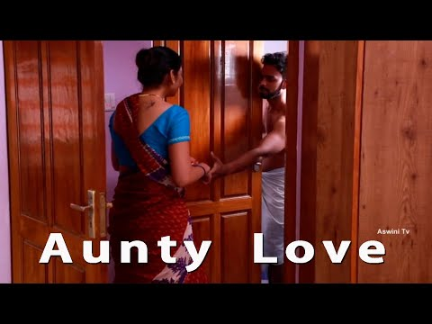 Indian Aunty Romantic with Young Boy | Indian Desi Aunty Romantic Video | Fire  Reels