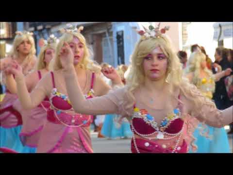 Desfile de Carnaval 2018. La Guardia (Toledo)