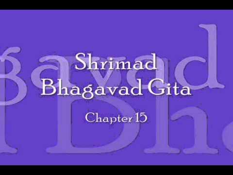 Bhagavad Gita – Chapter 15 (Complete Sanskrit recitation)