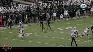 Aaron Colvin vs Baylor (2013)