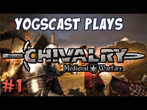Chivalry - Simon and Lewis try their hand at this medieval game slashing their way through the enemy army! Will they succeed in protecting the Royal Family? ♪ Outro mus...