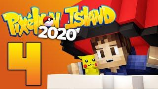 Pixelmon Island UHC 2020 #4 - DEFEATING LACHLAN!