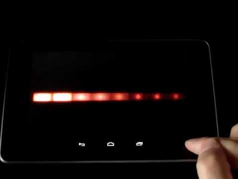 Video of KITT Scanner