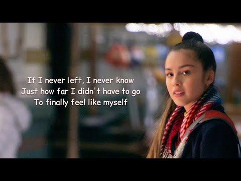 Granted Lyric Video | HSMTMTS S2 Episode 4 - Olivia Rodrigo