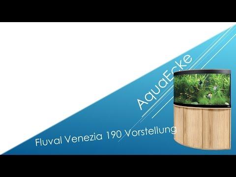Fluval Venezia 190 (Eckaquarium) Vorstellung | #1 AquaEcke