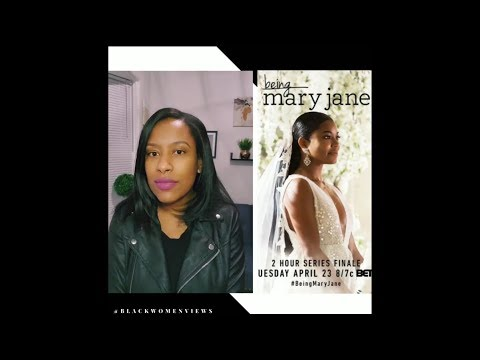 Let's Talk Being Mary Jane! Series Finale Recap