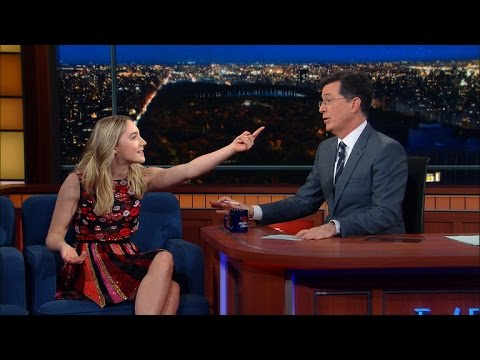 Saoirse Ronan Tries To Teach Stephen An Irish