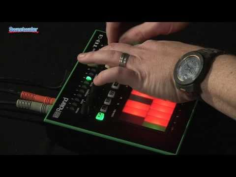 roland - Learn everything you need to know about the TB-3 and Roland's AIRA series right here: http://www.sweetwater.com/store/manufacturer/Roland/Aira/ Brandon Ryan ...