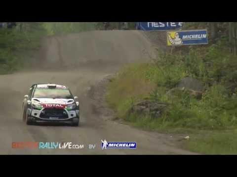 Vídeo shakedown WRC Rallye Finlandia 2015 by bestofrallylive