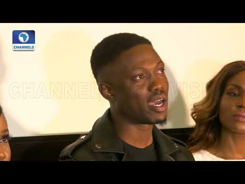 Vector, Seyi Shay Comment On Acting Roles In Lara And The Beat | EN |