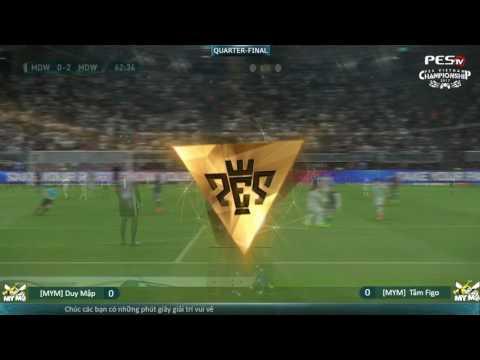 #PVC17 - HCM Qualifier   [MYM] Duy Mập vs [MYM] Tâm Figo   Quarter Final