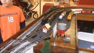 Selinsgrove (PA) United States  city photos gallery : Loose Ties Model Railroad Club at Selinsgrove Pennsylvania for Holiday Train Display