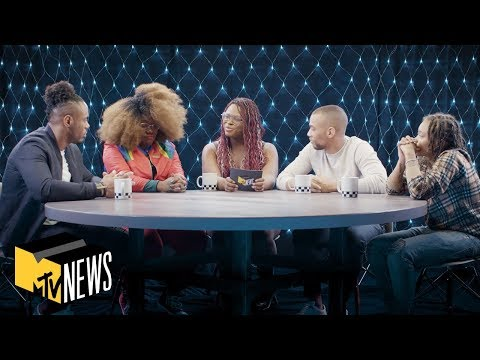 Kat Blaque, Kodie Shane, & Kendrick Sampson Get Real About Mental Health | Sound On | MTV News