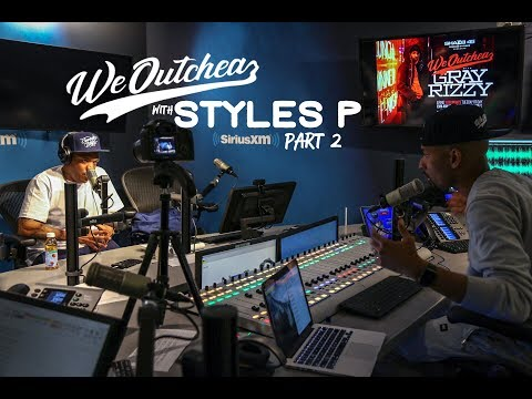 Styles P talks making timeless music the focus, Juices For Life and building community!