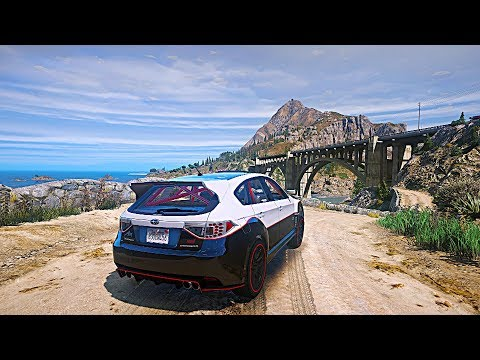 ►GTA 5 Ultra-Realistic Graphics! 4k 60FPS REDUX 1.5 + M.V.G.A GTA 5 PC Mod!