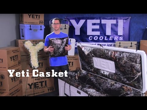 YETI Coolers Close Out April Fools Day 2014 With The YETI Casket