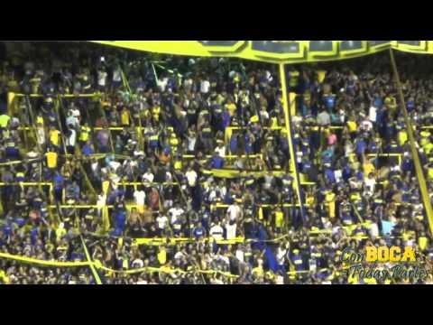 Soy de Boca desde que estaba en la cuna / BOCA-NOB 2016 - La 12 - Boca Juniors