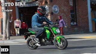 3. Otto Bike l 2019 Kawasaki Z125 PRO Engine and Price Review