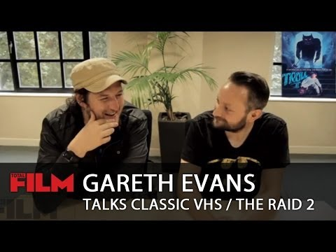 Cult Movies - The Raid and VHS 2 director Gareth Evans gives his thoughts on classic VHS cult movies - including CHUD, Troll 2 and many more!