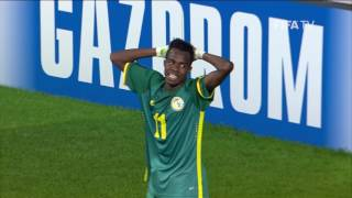 Watch highlights of the match between Saudi Arabia and Senegal from the FIFA U-20 World Cup in Korea Republic.