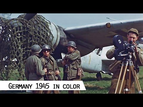 Германия 1945: сенсационно восстановленные киносъемки Джорджа Стивенса