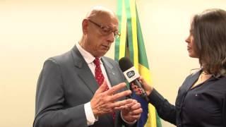 FMC Web TV com o Dep. Federal Esperidião Amin/PP-SC - 1ª Parte