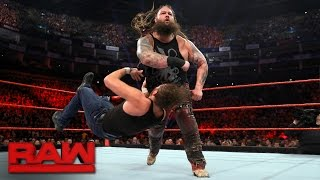 Nonton Dean Ambrose Vs  Bray Wyatt  Raw  May 8  2017 Film Subtitle Indonesia Streaming Movie Download