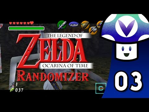[Vinesauce] Vinny - Zelda: Ocarina of Time Randomizer (part 3)