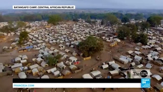 Thousands of refugees are stuck in camps between Chad and Sudan after fleeing violence in the Central African Republic. Subscribe to France 24 now: ...