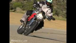 Nonton Ducati Monster 1100 Vs. Harley-Davidson XR1200 Motorcycle Review Film Subtitle Indonesia Streaming Movie Download