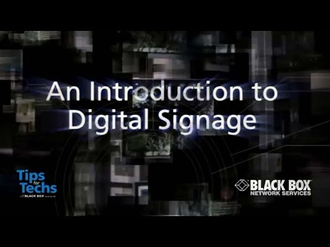 image for What is Digital Signage? An Introduction to Digital Signage