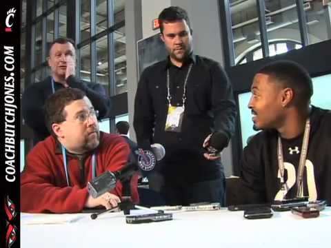 Isaiah Pead Interview 2/24/2012 video.
