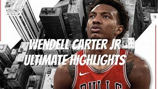 """Download Lagu Wendell Carter Jr Ultimate Highlights — WELCOME TO CHICAGO 