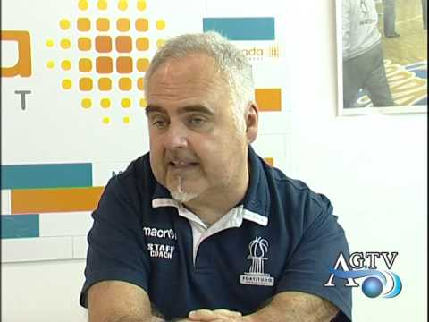Conferenza stampa Fortitudo Agrigento Treviso gara 3 play off