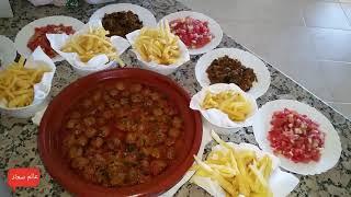 وجبة صيفية خفيفة سهلة وسريعة لجميع 👌👌