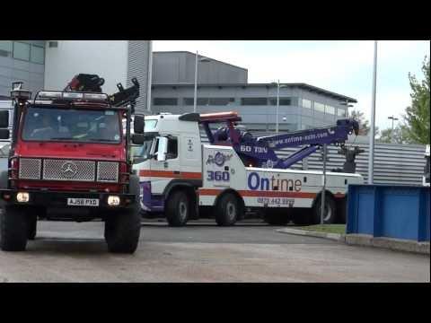 Brooklands Nursery Car Show