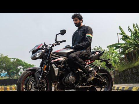 Triumph Street Triple R - The Only Bike You Need | Faisal Khan