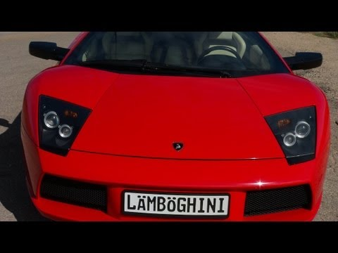 Murcielago - http://www.TFLcar.com ) The 2003 Lamborghini Murciélago is of course an Italian Supercar. With a V12 engine that produces over 600 HP, the Lamborghini Murc...