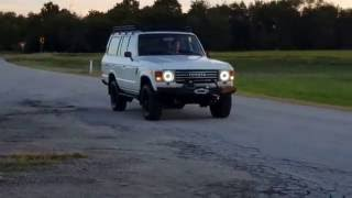 Completely restored fj60 Toyota Land Cruiser