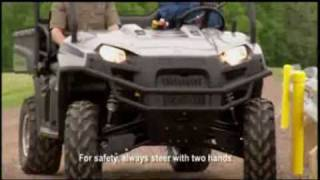 8. Polaris Ranger vs John Deere Gator XUV 620i comparison