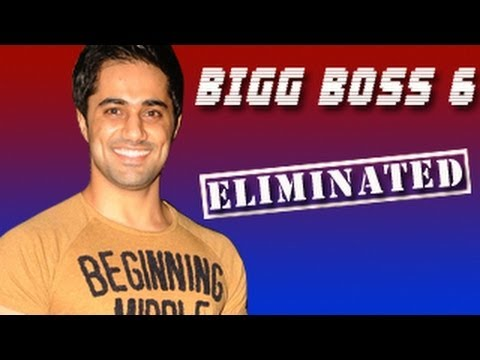 Vishal Karwal EVICTED from Bigg Boss 6