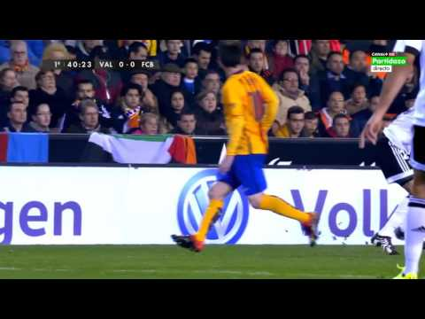 Lionel Messi Vs Valencia (A) 15-16 HD 1080i By LionelMessi10i