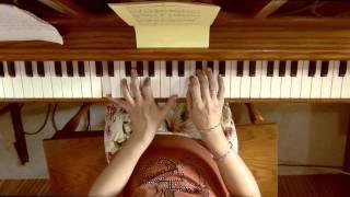 Bila Kulihat Bintang Bergemelapan A=Do (Piano)