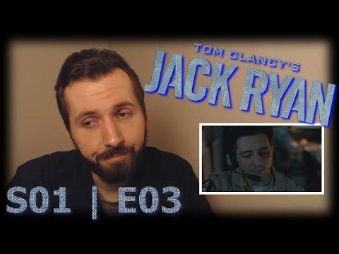 REACTION ► Tom Clancy's Jack Ryan ► 1x03 - Black 22