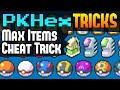 PKHex Tricks