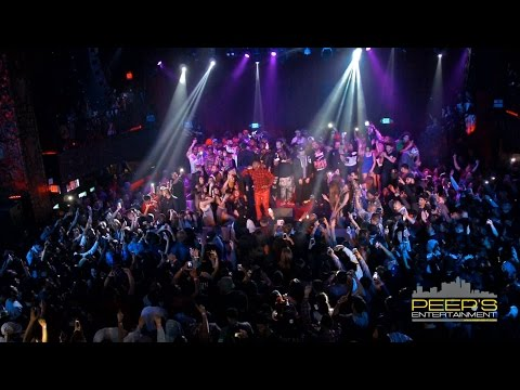 "O.T. Genasis Performs ""Coco"" Live At Belascos Night Club In Los Angeles."