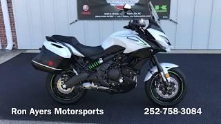 6. 2018 Kawasaki Versys 650 LT