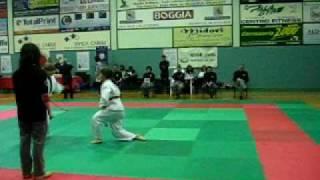 Io E Mara A Gara Degli Italiani Di Ju-jitsu